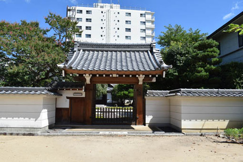 大応寺-山門