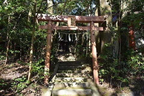 龍王神社-鳥居
