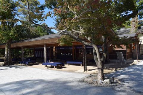 梅園-茶店