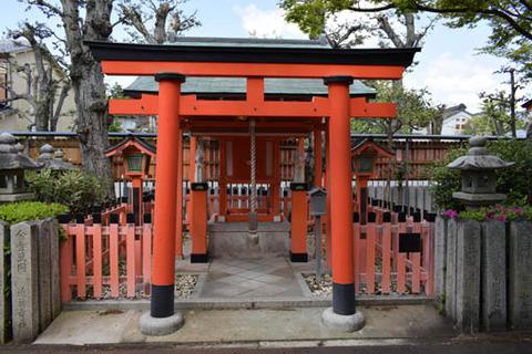 辰巳稲荷神社
