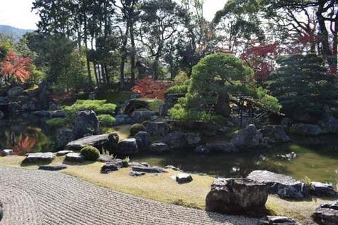 庭園-亀島