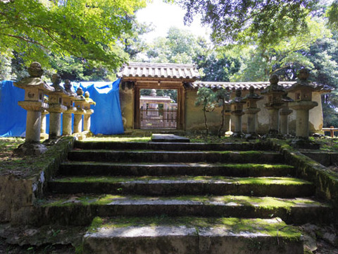 I松平直基墓所-1
