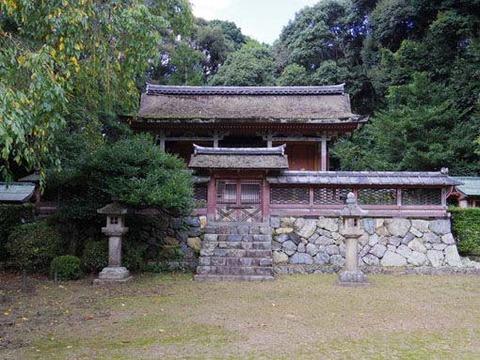 清瀧宮-本殿