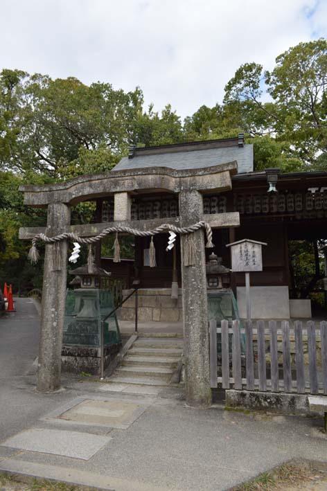 厳島神社-鳥居