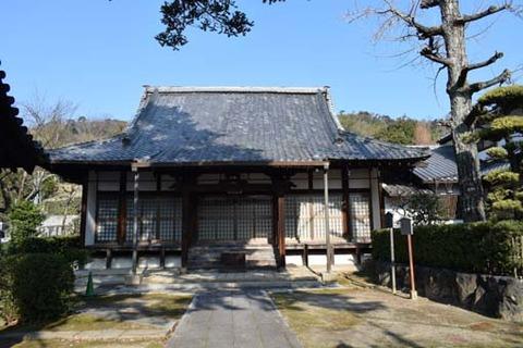 大念寺-本堂