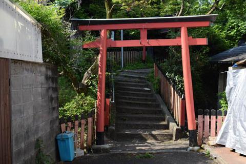天塚古墳-入口