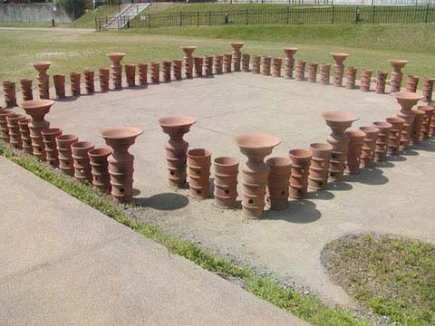 造り出し-西-埴輪