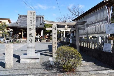 春日神社-鳥居