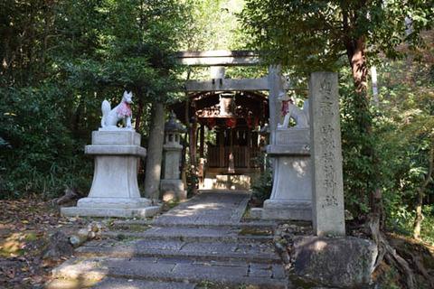 竹釼稲荷神社-1