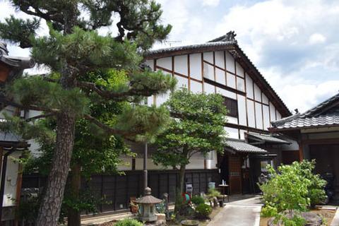 西園寺-庫裡