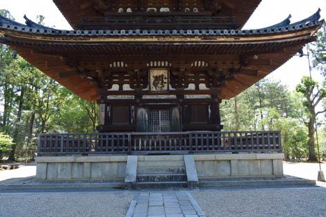 五重塔-梵字