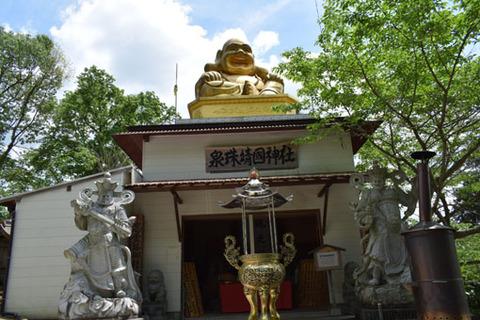 泉珠靖国神社