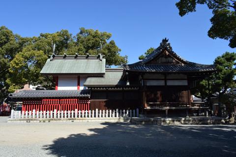 トドロキ神社-社殿