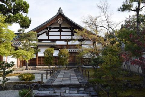 松巌寺-庫裏