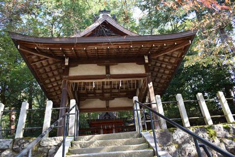 若宮社-拝殿