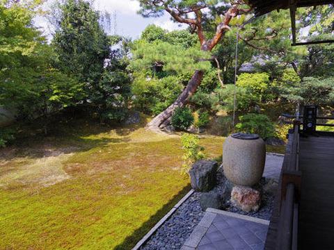 方丈西側庭園