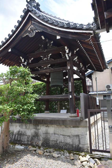 西園寺-鐘楼