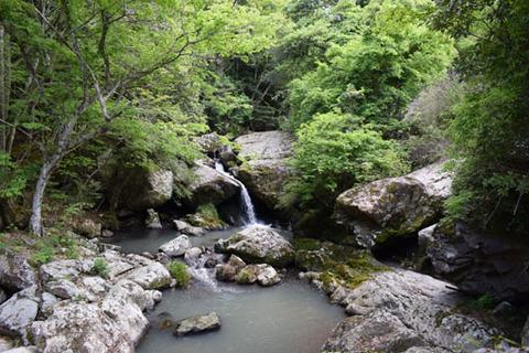 るり渓-名瀑
