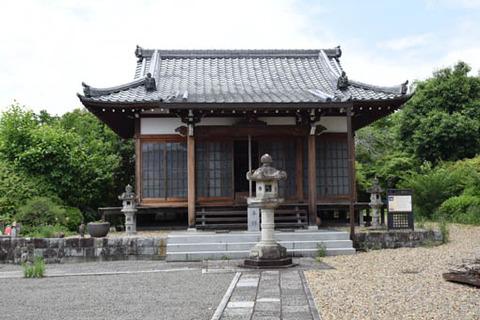 遍照寺-護摩堂