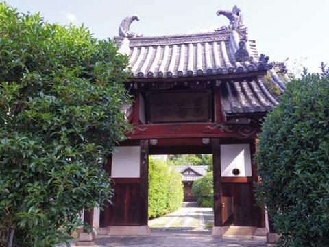 萬寿院-表門