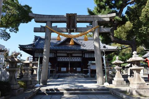 トドロキ神社-鳥居