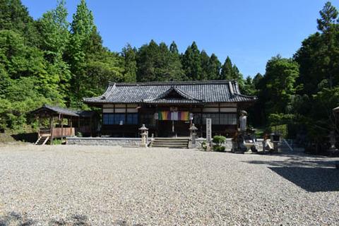大窪寺-正面
