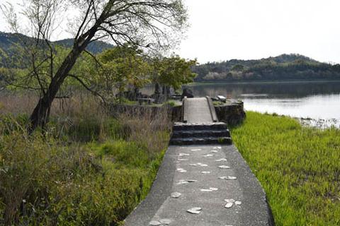 観音寺島-への橋