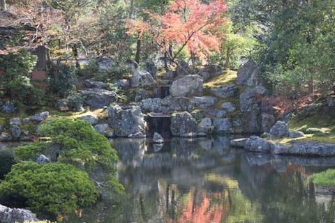 庭園-三段の滝