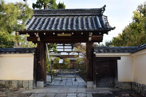 松巌寺-山門