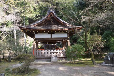 賀茂山口神社-拝殿