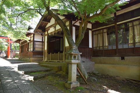 竹中稲荷神社-社務所