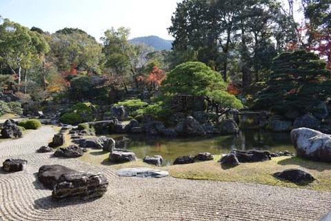 庭園-賀茂の三石