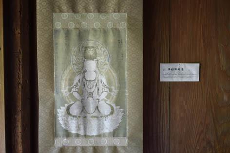 仏眼仏母像