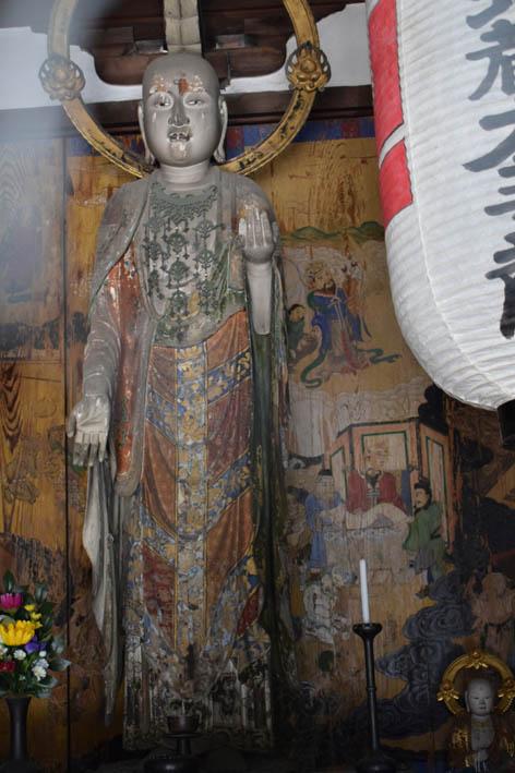 西園寺-地蔵堂-堂内