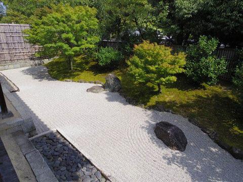 開山堂庭園-2