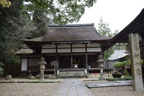 水観寺-本堂
