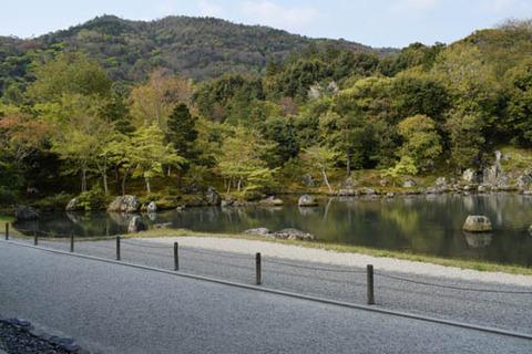 曹源池-嵐山