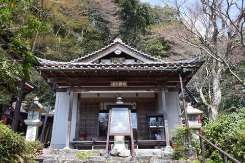 かけ観音寺-本堂