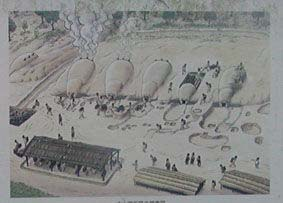 瓦窯跡-絵図