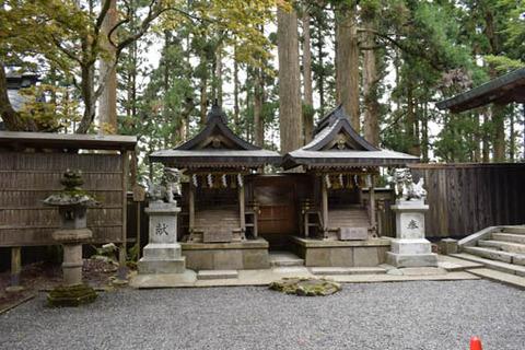 神明社・熊野社