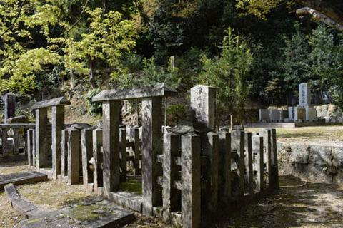 鷹司家の墓-1
