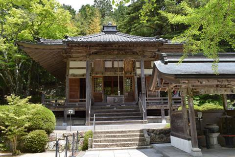 花山法皇殿