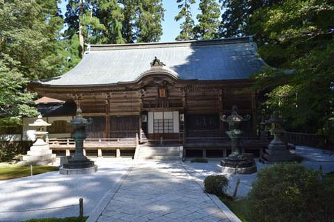 浄土院-拝殿
