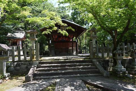 竹中稲荷神社-本殿-1