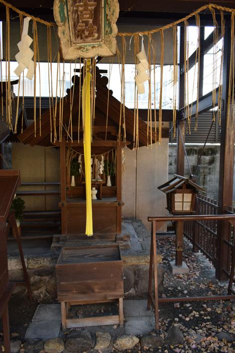 橋姫神社-住吉社
