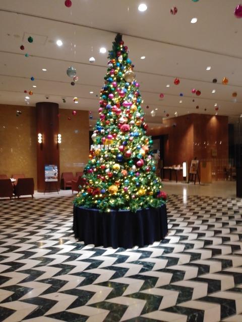 びわ湖ホテルクリスマス