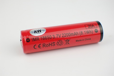 aw-imr-18650-2200mah-battery-button-top
