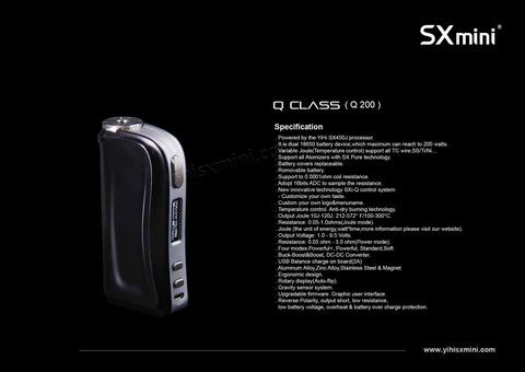 SXmini Q Class 04