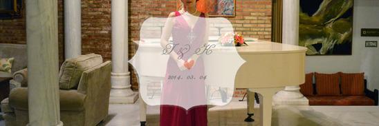 スペイン ボバディージャ ウエディング 結婚式