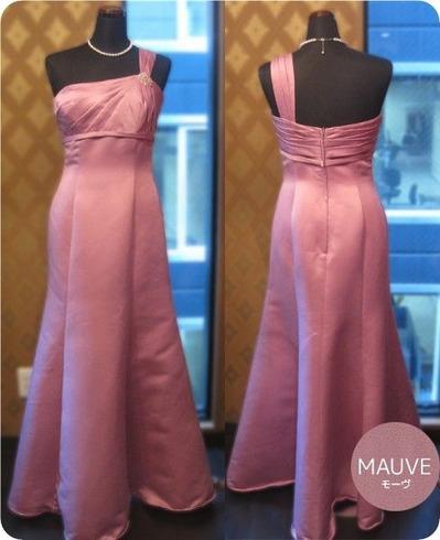 ブライズメイドドレス